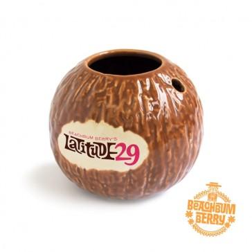 """Mug di cocco di Jeff """"Beachbum"""" Berry"""
