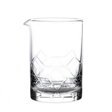 MIXING GLASS Asanoha™ LISCIO